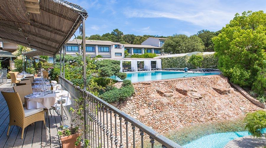 France - Corse - Porto Vecchio - Hôtel le Roi Théodore Restaurant & Spa 4*