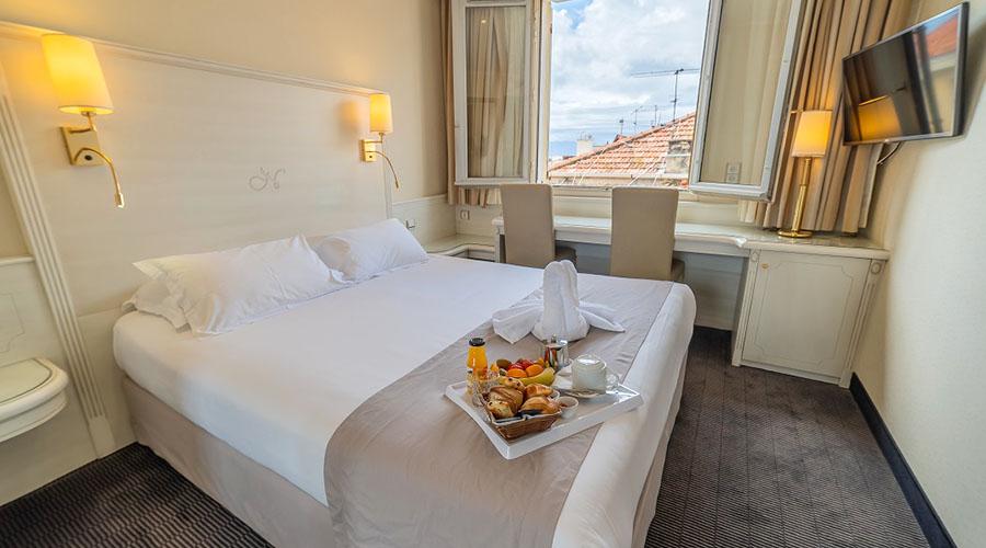 France - Corse - Ajaccio - Hôtel Napoléon 3*