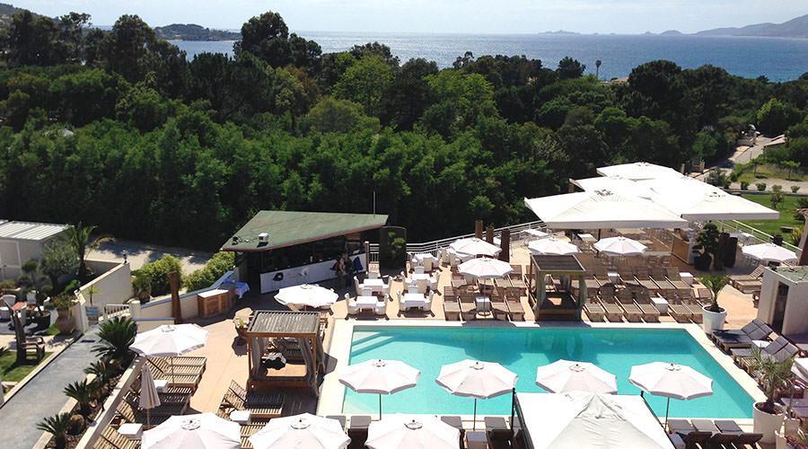 France - Corse - Porticcio - Résidence Bella Vista
