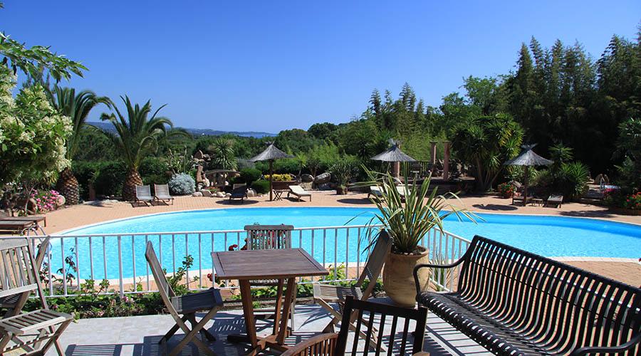 France - Corse - Palombaggia - Résidence la Capicciola