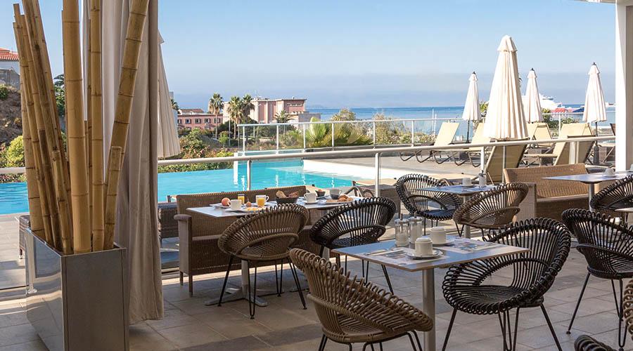 France - Corse - Ajaccio - Hôtel Best Western Plus Ajaccio Amirauté 4*