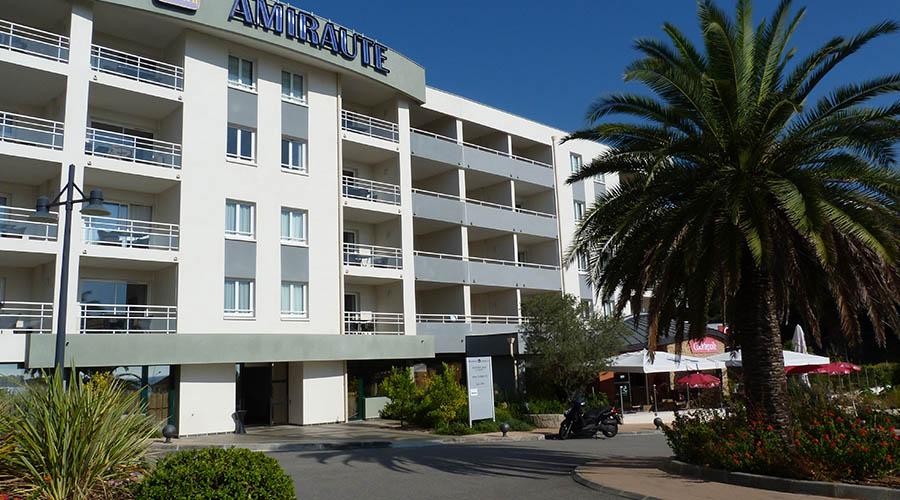 France - Corse - Ajaccio - Résidence Best Western Plus Ajaccio Amirauté