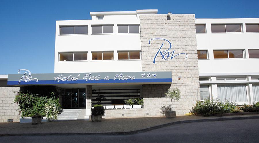 Hotel Roc E Mare Propriano France